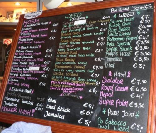 Amsterdam-Coffee-Shop-Menu