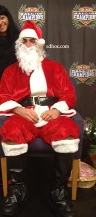 Lame Santa