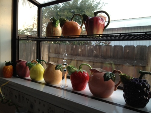 fruit pitchers