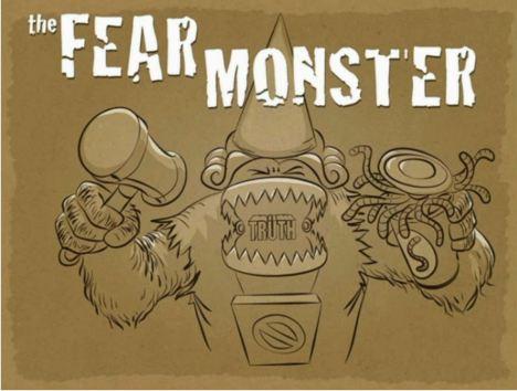 fear-monster