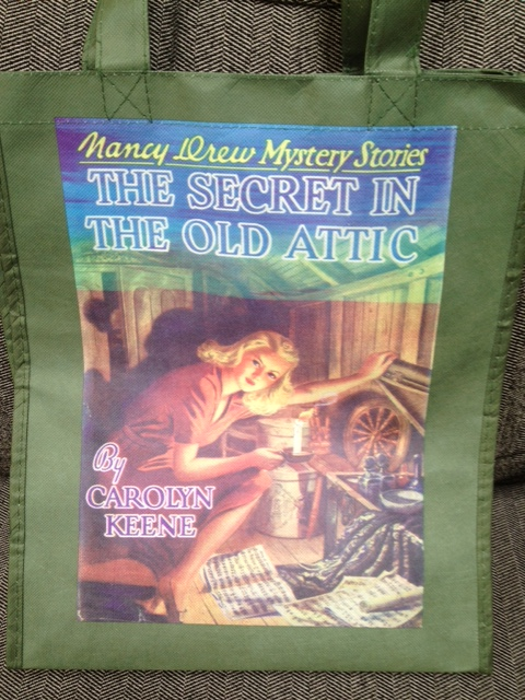 nancy drew bag