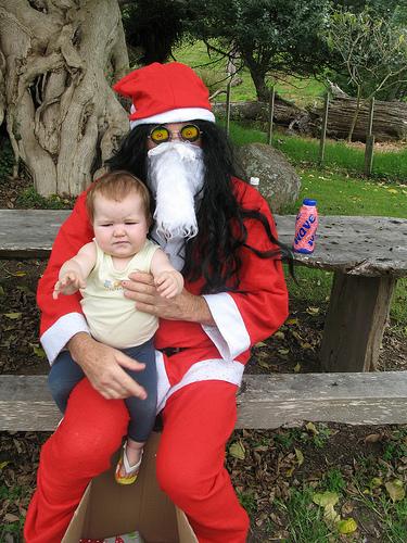 scared of santa 17