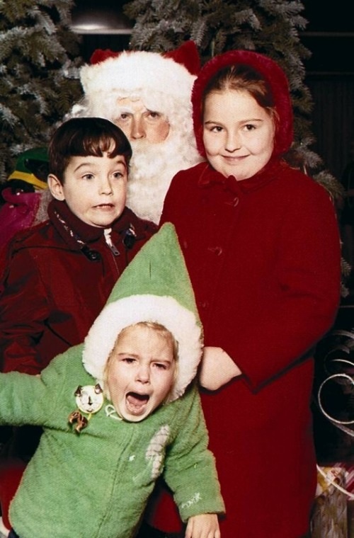 scared of santa 19