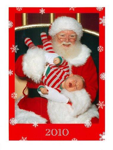 scared of santa 2