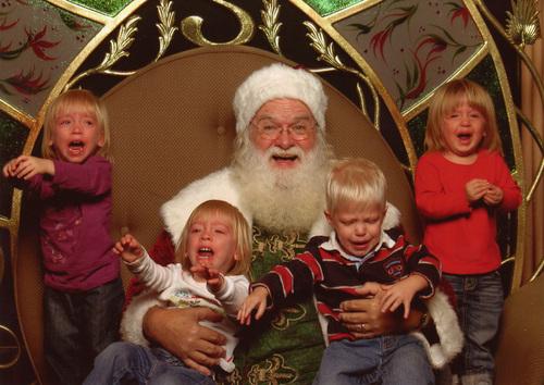 scared of santa 5