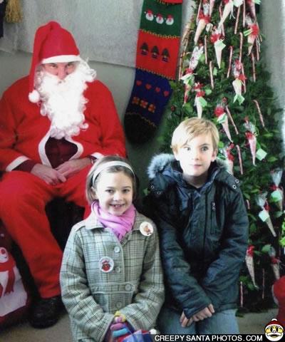scared of santa 6