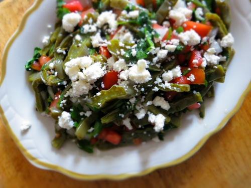 nopal salad