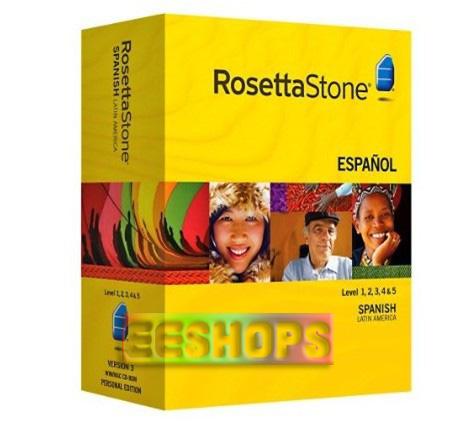 Rosetta-Stone-Spanish-(Latin-America)-Level-5