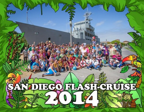 flash mob 2014