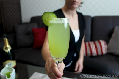 cucumber mimosa