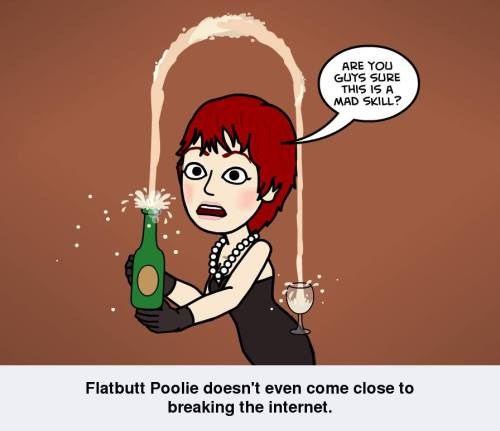 flatbutt