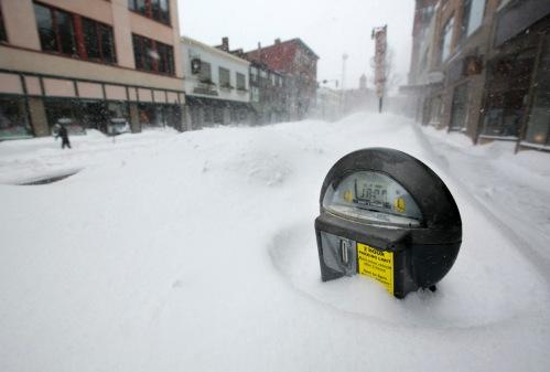 portland blizzard