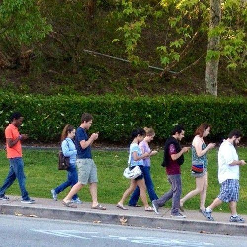 walk tesxt