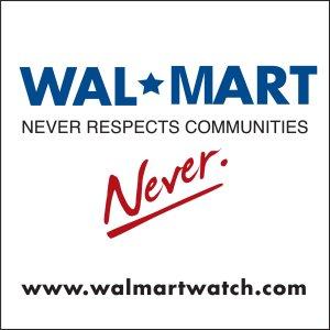 no walmart