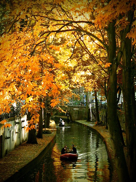 fall canal
